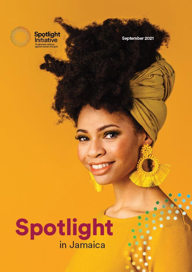 The Spotlight Initiative in Jamaica Newsletter (September/October 2021)